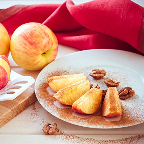Relaxdays 10023684 - Cortador de manzanas (8 columnas, para ...