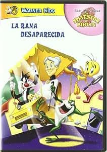 Las Aventuras De Silvestre Y Piolin - La Rana Desaparecida [DVD]