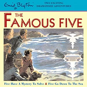 Famous Five Hörbuch