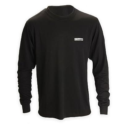 SNUGPAK - Polo Snugpak 2nd Skinz Coolmax Noir - Noir - L - T-shirt Thermique
