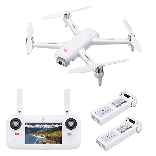 Mobiliarbus FIMI A3 Dron GPS con cámara de 3 Ejes cardán de 3 Ejes ...