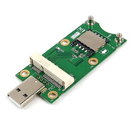 Amazon.com: Tekit versión Mini PCI-E MPCI Express ...
