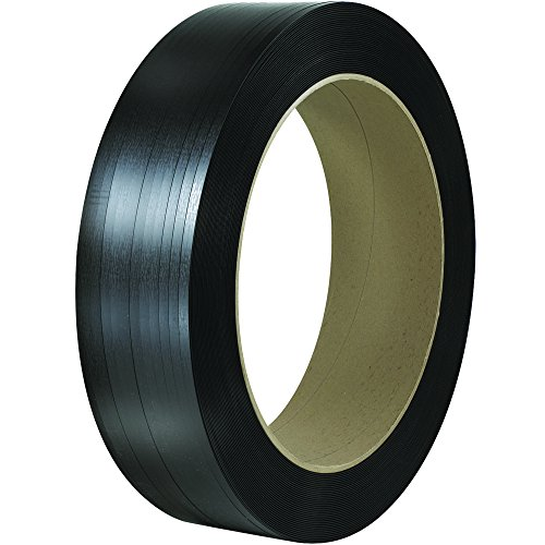 Tape Logic TLPS4220 Polyester Strapping, Smooth, 16