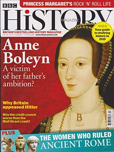 BBC History Magazine Volume 19 Number 10 October - Bbc Magazine History