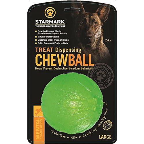 Treat Dispensing Chew Ball
