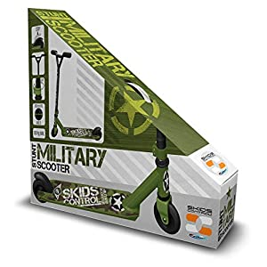 Stamp Trottinette Freestyle Military SKIDS Control, JB247001, Kaki