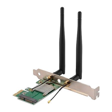 NO BRAND Mini PCIE a la Tarjeta de Red LAN PCIE Gigabit ...