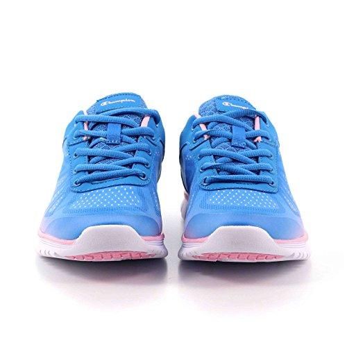 Azzurro 1341 s17 Sneaker Donna S30664 Scarpe G Champion Wings xPw4nq