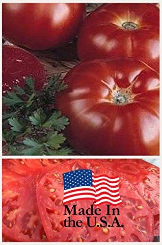 Super Beefsteak (Heirloom) Tomato 200 Seeds By Jays Seeds Upc (Big Tomato)