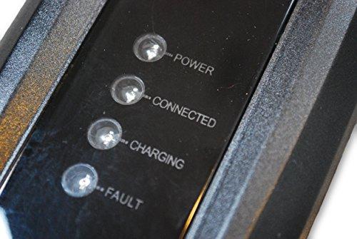 FLASH SALE - DUAL VOLTAGE 120V/240V - Level 2 Portable Electric Vehicle Charger (120V--240V) with nema 6-20 plug- 28ft long - with 120V adapter - travel bag - 16 amp Electric Car Charger- J1772 - EVSE by Duosida (Image #4)