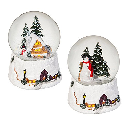 Review Cypress Home Winter Scene