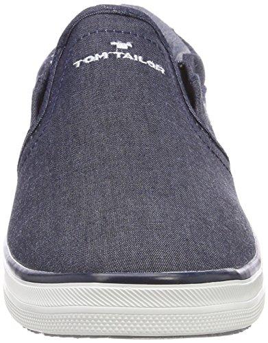 TOM TAILOR 4881509, Náuticos Para Hombre azul (navy)