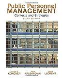 Public Personnel Management 6th Edition
