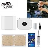 Daphot Store - Car Windshield Repair Kit tools Auto Glass resin permeation repair Crack Restore Window Screen Polishing Car-Styling