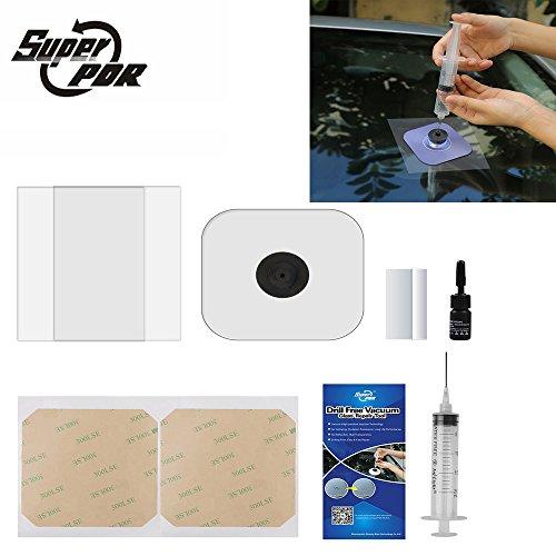 Daphot Store - Car Windshield Repair Kit tools Auto Glass resin permeation repair Crack Restore Window Screen Polishing Car-Styling by Daphot Store (Image #6)