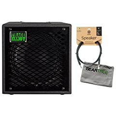 The Trace Elliot ELF 1x10 cabinet has the features the modern bass player is looking for. The perfect companion to the revolutionary 200W rms Trace Elliot ELF amplifier, the 1x10 cab uses a premium Eminence driver and dual parallel inputs tha...