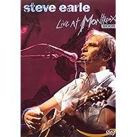 Steve Earle - Live at Montreux 2005 [Import anglais]