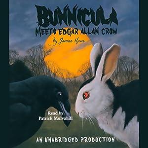 Bunnicula Meets Edgar Allan Crow Audiobook