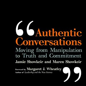 Authentic Conversations Audiobook