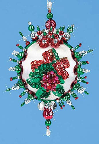 Holiday Delight Collector Ornament Beaded Craft ()