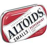 Altoids Smalls Peppermint Sugarfree Mints Single Pack, 0.37 ounce