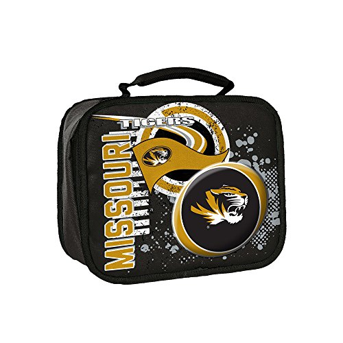 The Northwest Company NCAA University of Missouri Accelerator Lunch Kit, One Size, Blue -
