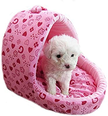 1949shop 7 Colores Cama para Perros pequeños Chihuahua Pitbull Summer Dog Mat Paw Star Print Cat Bed Camas para Mascotas para Perros/Gatos Perro Cooling Mat XL Coffee Dot Mat: Amazon.es: Productos para
