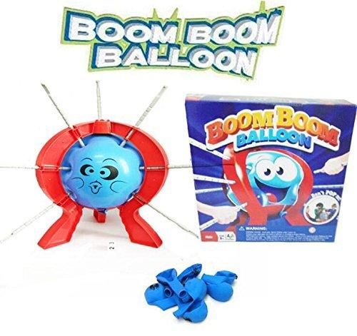 Boom Boom Balloon Board Game Balloon Crisis Big Adventure