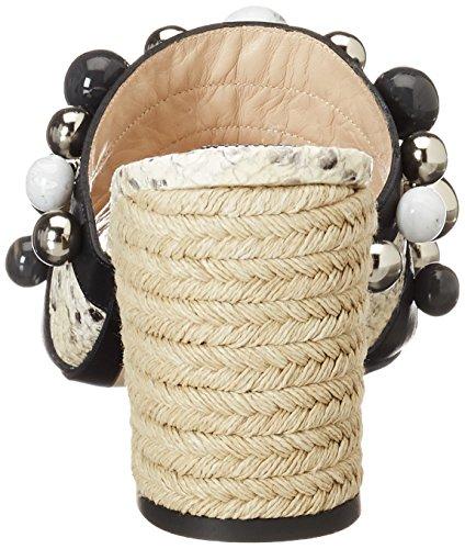 N°21 8260.4 - Sandalias con cuña Mujer Beige (537 ROCCIA)