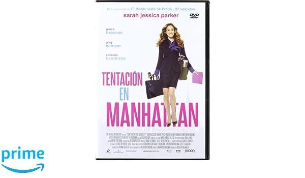 Tentación en Manhattan [DVD]: Amazon.es: Sarah Jessica Parker, Greg Kinnear, Pierce Brosnan, Christina Hendricks, Olivia Munn, Kelsey Grammer, Seth Meyers, ...