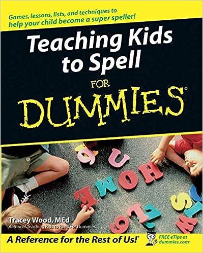 Amazon.com: Teaching Kids to Spell For Dummies ...