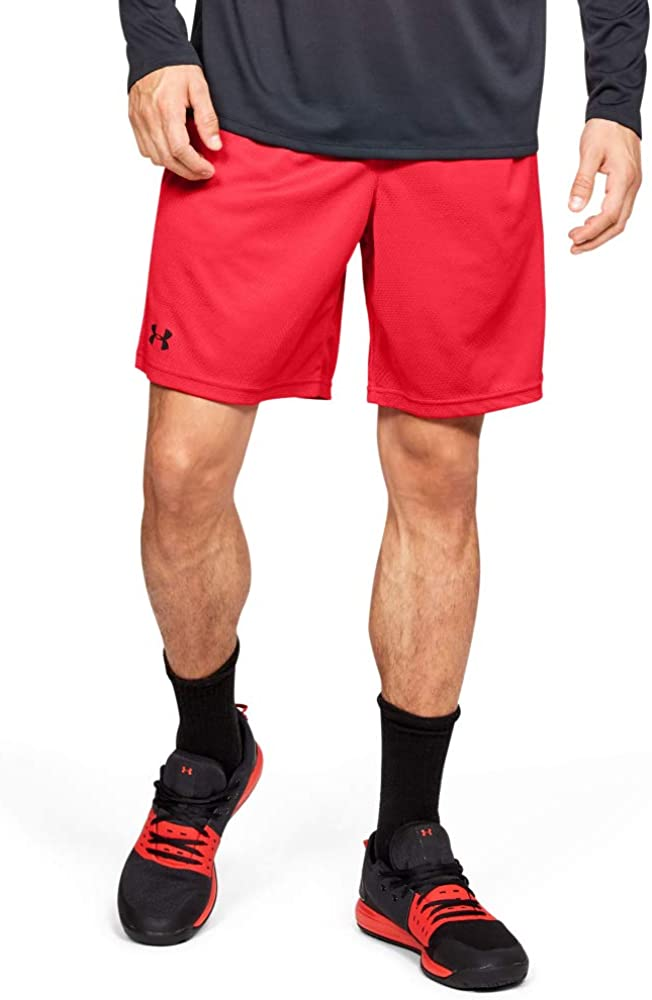 Under Armour Men's Tech Mesh Shorts: Clothing