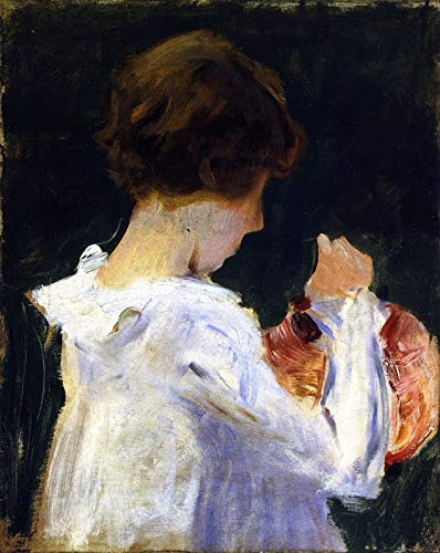 John Singer Sargent Carnation, Lily, Lily, Rose Study 1885 Private Collection 30