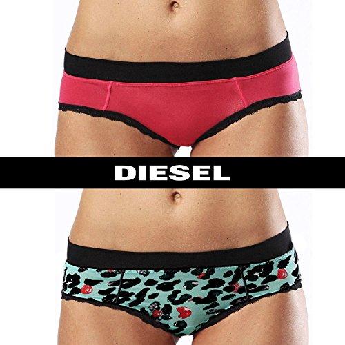 Diesel - Culottes - para mujer Multicolor