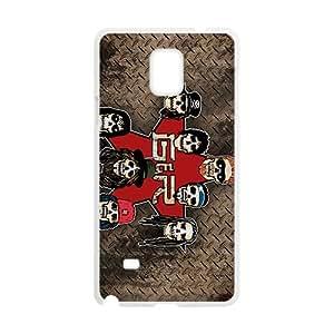SVF Guns N Roses axel rose males rockband logo Phone case for Samsung galaxy note4