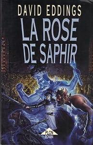 """Afficher """"Trilogie des joyaux (La) n° 3 Rose de saphir (La)"""""""