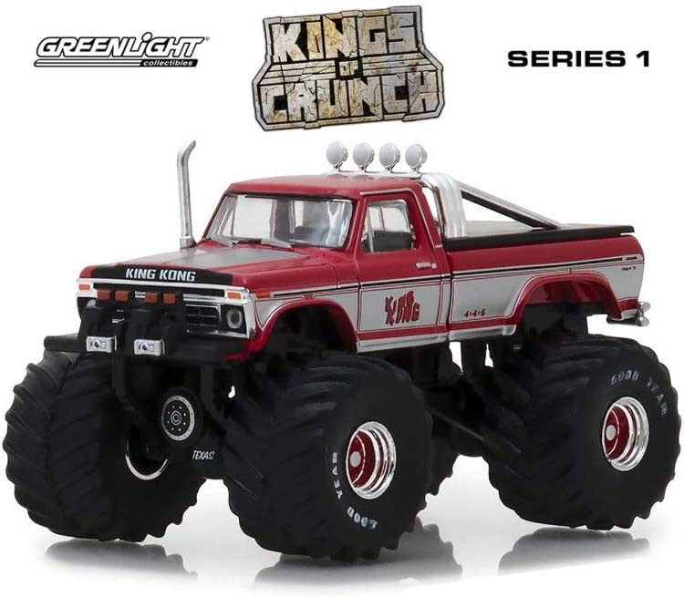 1975 Ford F250 >> Amazon Com 1975 Ford F 250 Monster Truck King Kong