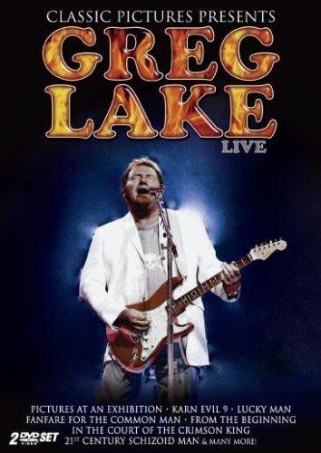 Greg Lake: Live by Image Entertainment