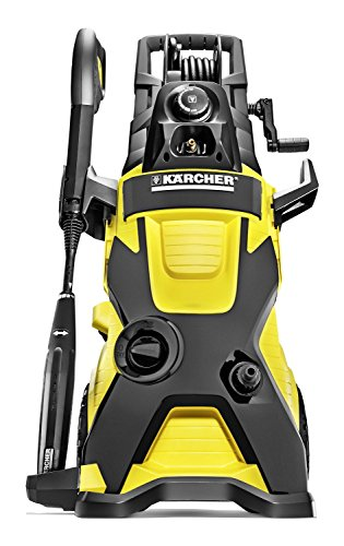 karcher k4 premium electric power pressure washer 1900. Black Bedroom Furniture Sets. Home Design Ideas