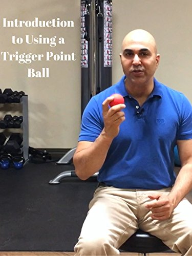 Acupuncture Health Balls - Introduction to Using a Trigger Point Ball
