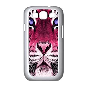 Tiger Unique Design Cover Case for Samsung Galaxy S3 I9300,custom case cover ygtg538524