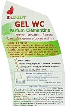 idegreen – Gel WC Ecolabel (750 ml): Amazon.es: Hogar