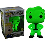 Funko - Figurine Fallout - Vault Boy Exclu Glow in the Dark Pop 10cm - 0849803061449