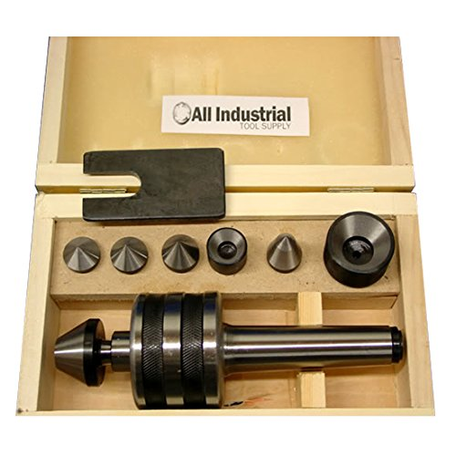 MT4 Live Center Set Morse Taper 4MT Triple Bearing Lathe Medium Duty CNC by All Industrial