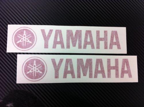 Yamaha Racing Stickers - 5