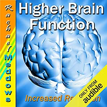Amazon.com: Higher Brain Function Hypnosis: Increased ...