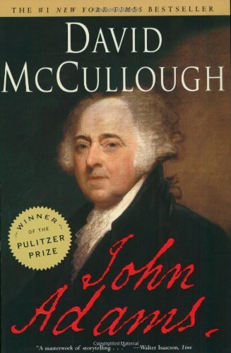 John Adams by David McCullough (15-Jul-2002) Paperback