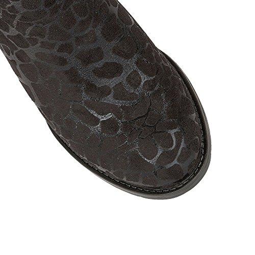 ... Lotus Ennis Kvinners Chelsea Boots Svarte Blekk ...