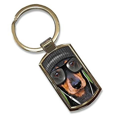 Trendy de Koolart DJ perro llavero: Amazon.es: Productos ...