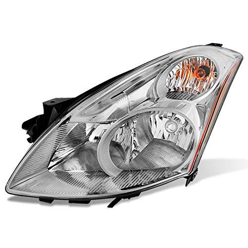 For [Xenon HID Type] 2010 2011 2012 Altima 4 Door Sedan Driver Left LH Side Headlight Lamp Replacement (Door Xenon 4)